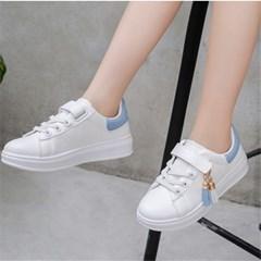 아동 성인 여성 태슬 장식 클래식 운동화 단화 신발 H