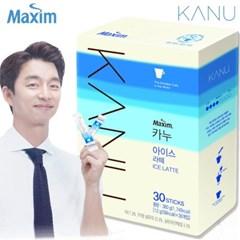 카누 아이스라떼 30T /동서맥심/냉커피/커피믹스/커피