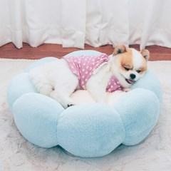 강아지방석 고양이방석 쿠션 이불 담요 개 소형