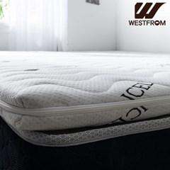 클라우드 이모션 듀얼메모리폼 침대토퍼(퀸) 텐셀원단
