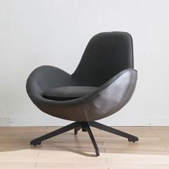 엘리브 발렌 1인 패브릭 회전 의자 ch052