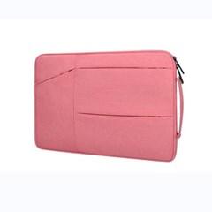 루이 노트북 파우치 ST02(핑크) (39cm)