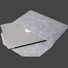 펠트 노트북 파우치 11인치(그레이)