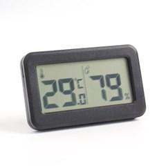 미니 디지털 온습도계 실내온도계(블랙)