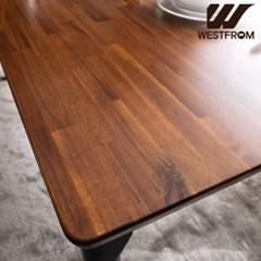 핸슨 원목 4인 식탁, 테이블 (벤치, 의자제외)