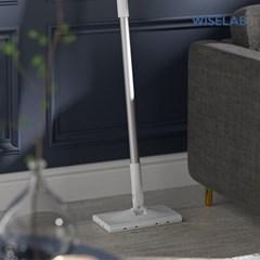 [와이즈랩] 제로 슬림 3D 스팀청소기 풀세트