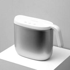 [케어팟] 스테인리스 초음파 가습기 2.5L MS021S