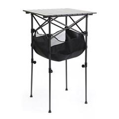 캠핑용 높이조절 롤테이블 야외 간이식탁