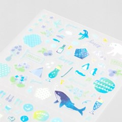 2022 DIARY SEAL Color - Blue