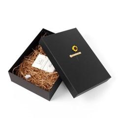 설렘 조명 선물상자 쇼핑백세트 전구 선물포장박스