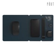 SPLIT MAX 분리형 초고속 무선충전 트레이 마우스패드