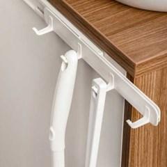 접착식 다용도 욕실수납걸이 주방걸이