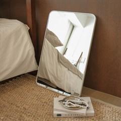 부착형 라운드 벽걸이 거울 t