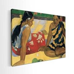 주문제작 액자 고갱 Femmes de Tahiti 841x594x30mm