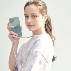 줄앤코 라벤더 Lavender 핸드폰스트랩 휴대폰 폰케이스