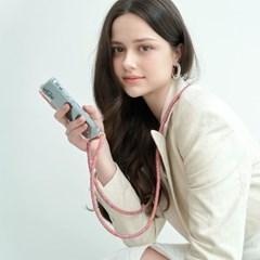 줄앤코 레인보우 Rainbow 핸드폰스트랩 휴대폰 폰케이스