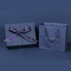 더베스트 리본 선물상자 쇼핑백 선물케이스
