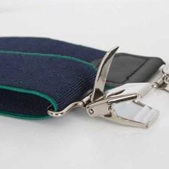 Classic 남여 suspenders 네이비그린도트 CH1778834