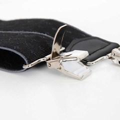Classic 남여 suspenders 블랙그레이도트 CH1778835