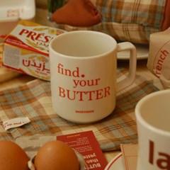 find your butter mug 일상레시피 홈카페 머그컵