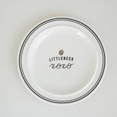 리틀넥 앞접시(17.5cm)