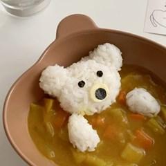 마이베어 곰돌이볼 (2color 아침밥 식단 홈카페 선물용)