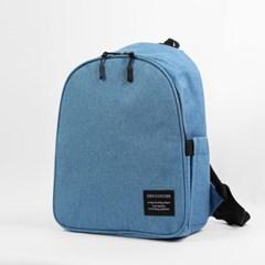 캐프리 배낭형 보온보냉백(7L)(블루) / 아이스백팩