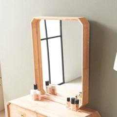 벌집G 팔각 화장대거울 콘솔화장대 탁상거울 원목거울