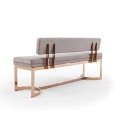 [스코나]로렌스 패브릭 1500 벤치 의자