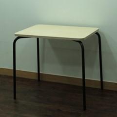 U806 자작나무 튜브 프레임 입식 테이블