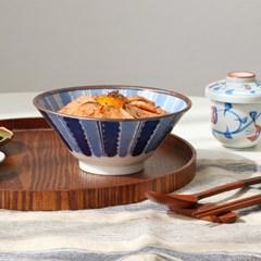 코코로 라인 소면기 / 라면기 국밥 대접 덮밥그릇