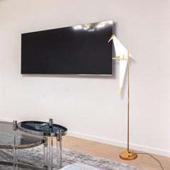 boaz 크라운스완(LED) 장스탠드 매장 홈 인테리어 조명