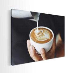 주문제작 액자 El Cafe 캔버스841x594x30mm CH1773675