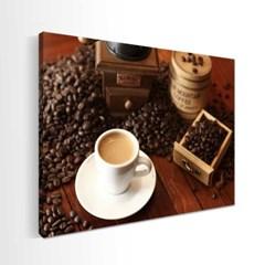 주문제작 액자 El Cafe 캔버스841x594x30mm CH1773649