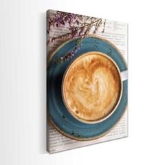 주문제작 액자 El Cafe 캔버스594x841x30mm CH1778725