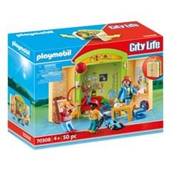 플레이모빌 플레이박스-유치원(70308)