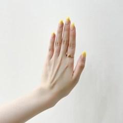 [오팔하우스]925Silver 헥사 큐빅 반지 OPMUR11965