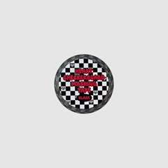 Heart Checkerboard Masking Tape_Black