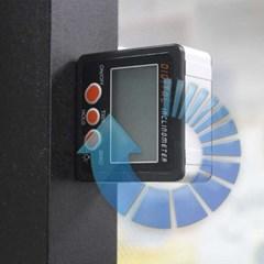 360도 자석 Digital 각도기 0.01단위 배터리미포함