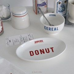 My Favorite Cafe - 도넛 플레이트