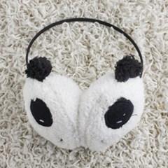 곰돌이 귀마개 다용도 어린이 방한용품