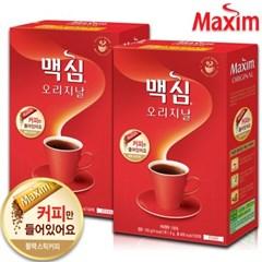 오리지날 솔루블 블랙커피 100+100T (커피만) /커피