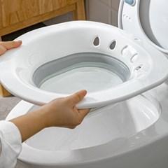 가정용 임산부 치질 온욕 폴딩 좌욕기 DD-11045