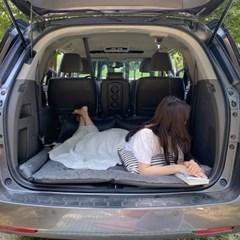 한스갤러리 자충 차박 매트 차량용 트렁크 평탄화 에어 매트