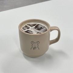 호록 미니 머그컵   mug, 280ml, 2color