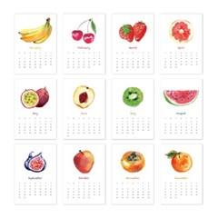 [2022 CALENDAR] Fruits