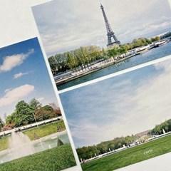 파리 필름 엽서 green / paris film postcard
