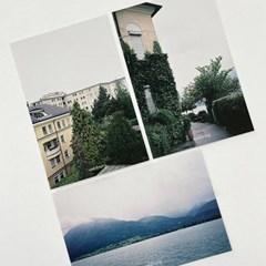 잘츠부르크 필름 엽서 / salzburg film postcard