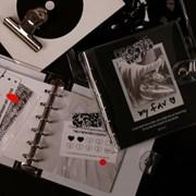 [비온뒤] 러버스 레코드 6공 다이어리