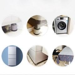 세탁기 높이 조절 고정 받침대 패드 DD-10995